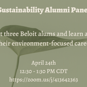 Beloit College sustainability