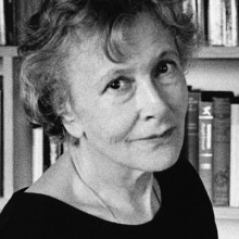 Denise Levertov, 1996-1997 Mackey Chair