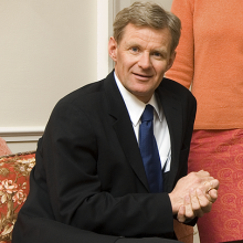 Jan Egeland, 2007-2008 Weissberg Chair