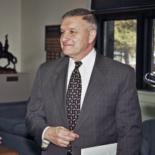 Anthony Zinni, 2004-2005 Weissberg Chair