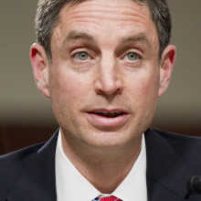 Michael Greenstone speaks during a Joint Economic Committee hearing in Washington, D.C., U.S.