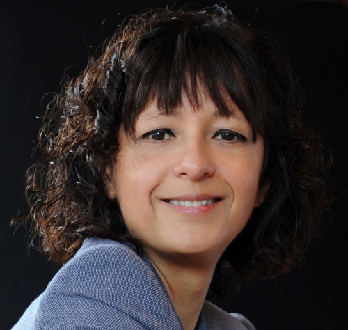 Emmanuelle Charpentier, Director, Max Planck Institute for Infection Biology, Department of Regul...