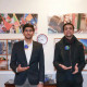 Pathik Rupwate'21 (left) and Saad Ahsan'21 (right)