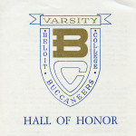 Athletic Hall of Honor 1963 Annual Banquet Pamphlet
