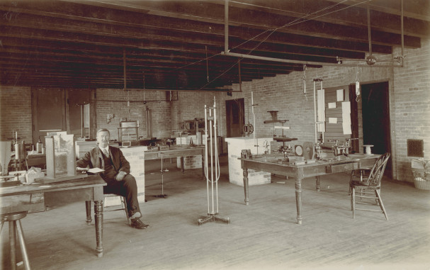 Pearsons Hall Laboratory