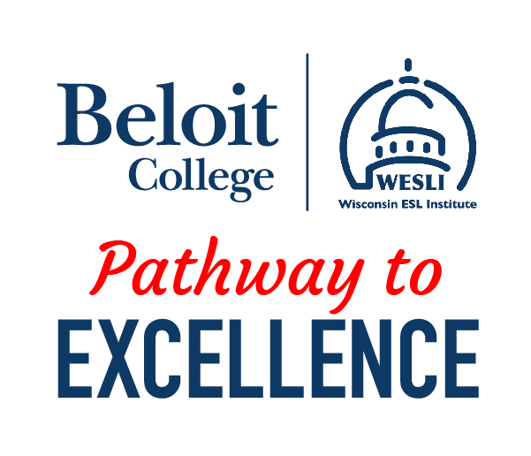 The Pathway to Excellence program is provided by Beloit College and the Wisconsin ESL Institute.