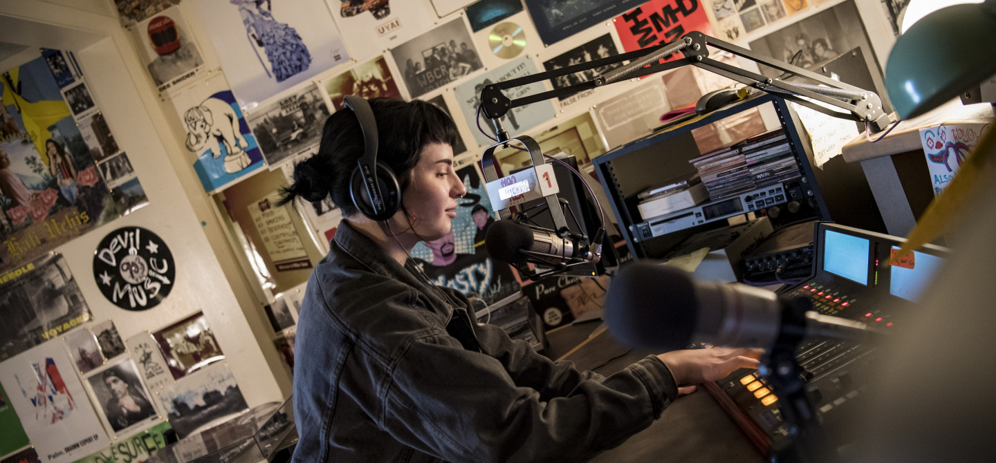 Even in the age of streaming and Spotify, Beloit's radio station WBCR 90.3 is more popular than ever.