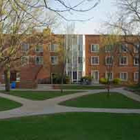 Picture of Whitney Hall (outside view).