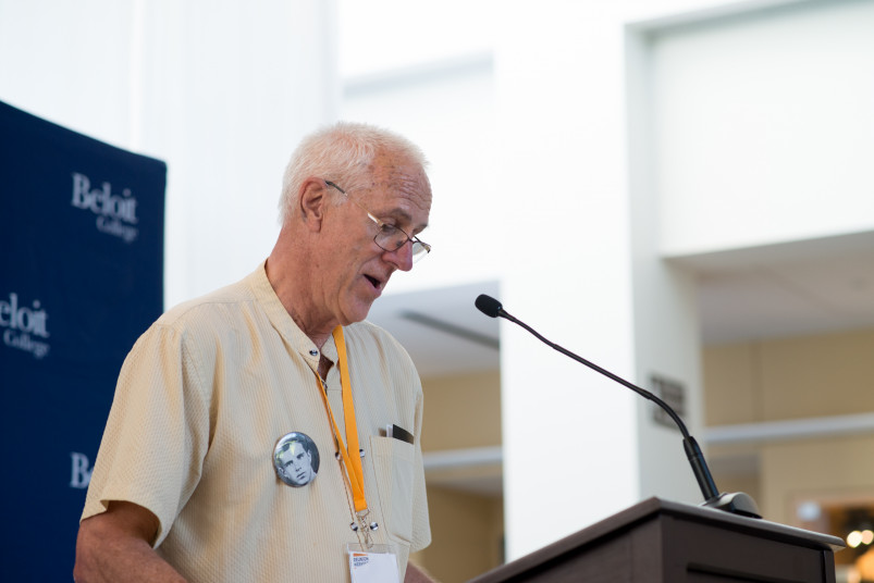 Rick Brooks'69 at Golden Hoods 2019