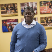 Cecil Youngblood, Dean of Students