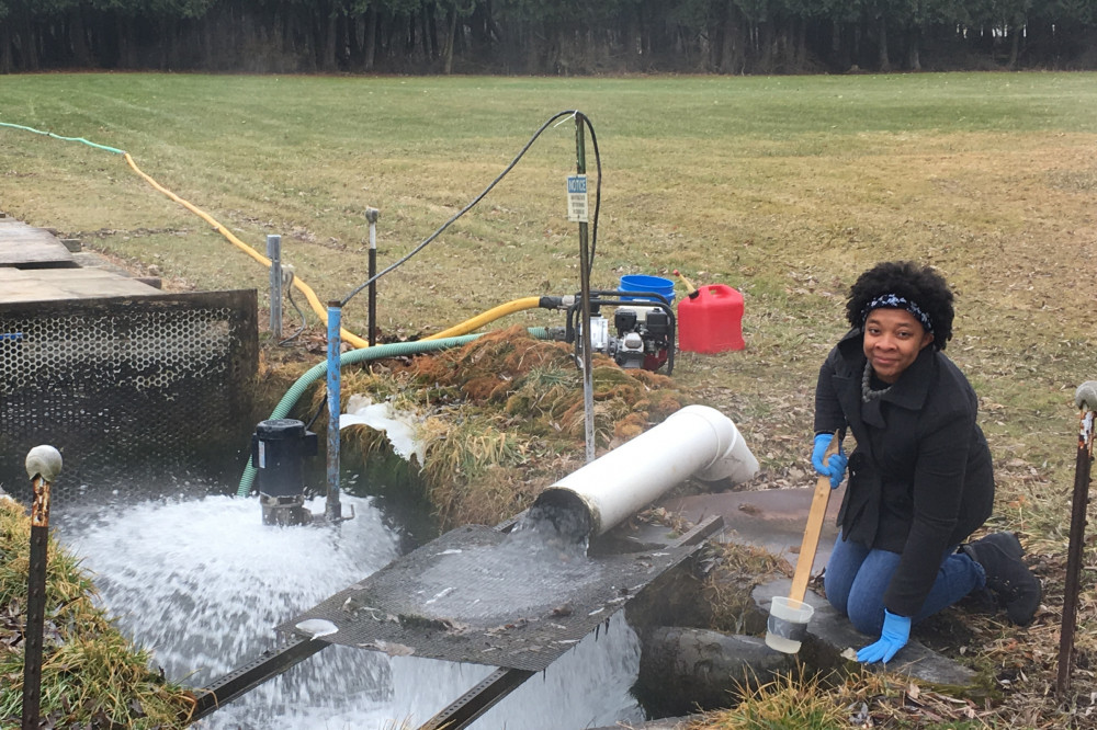 Assessing Groundwater Quality at Local Fish Hatchery