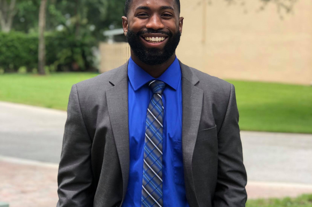 Early Career Report: Tyree Smith'19, TV Sports Anchor and Reporter