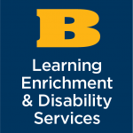 Learning Enrichment & Disability Services