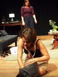 God of Carnage by Jasmina Reza, directed by Amy Sarno