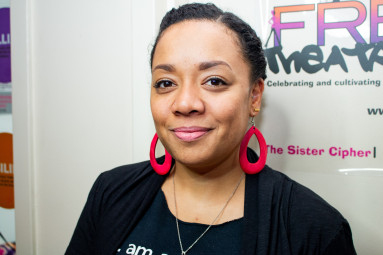 Fatima Quander '02 is an accomplished professional actor, proud member of Actors' Equity Associat...