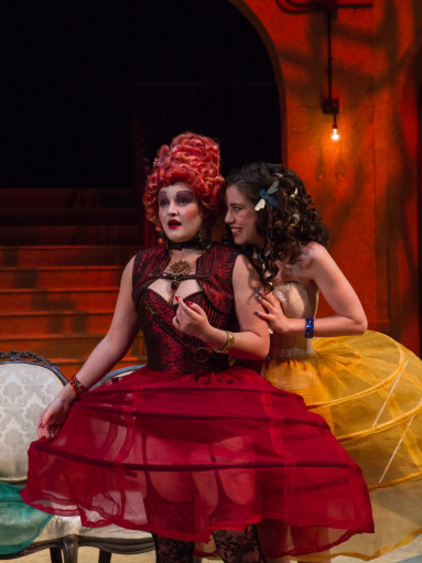 Madame de Sade by Yukio Mishima directed by Amy Sarno.  This production enabled Donna Thorson, re...
