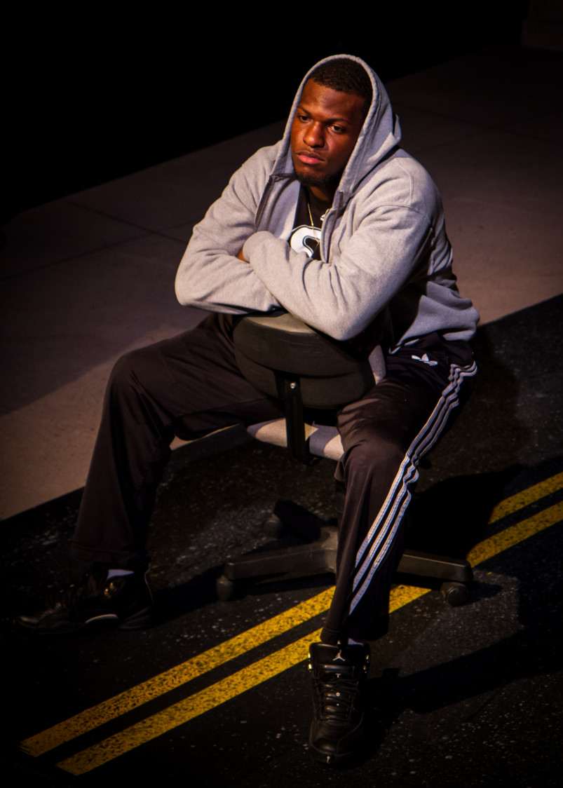 Khamron Wells (Randy) remembers his childhood in Chicago in The Forgiveness Project by Jana Ross ...