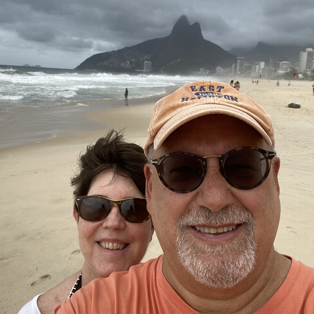 Michael Rosen?74 married Vivian Manasse of Rio de Janeiro, Brazil, in July 2019. Rosen is managin...