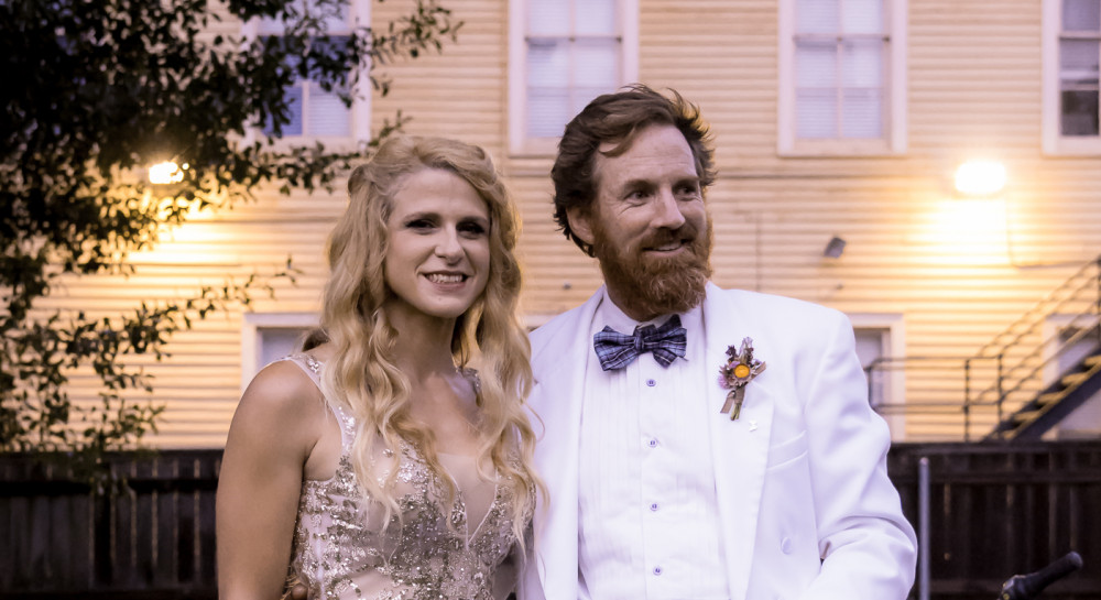Luke Brechtelsbauer?01 and Elizabeth Granzow were married on July 7, 2020, in New Orleans. Fellow...