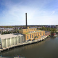 The Beloit College Powerhouse named ?best overall future project? by the World Architecture Festival.