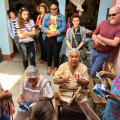 Beloit College students meet with Oaxacan artists, craftspeople and museum curators to learn abou...