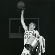 Fran Stahr?51 was one of five players known as the ?Bucket Brigade? on Beloit?s pivotal 1950-51 t...