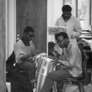 Student activists take over Middle College, turning it into a Black Cultural Center in 1969.