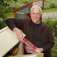 Rick Brooks'69 is co-founder of Little Free Libraries, the book sharing movement with more than...