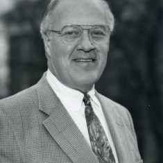 Edward C. Hoerr'57, Beloit College board member from 1985 to 1998 and one of only 4 alumni to s...