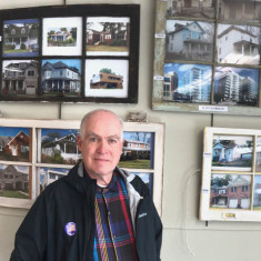 Tom Dickinson'73 has documented the loss of affordable housing in Arlington, Va., through his p...