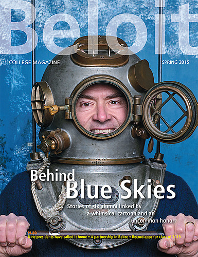Summer of 2015 Beloit College Magazine Cover