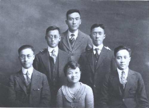 Beloit's first Chinese Club was formed by students in 1919.