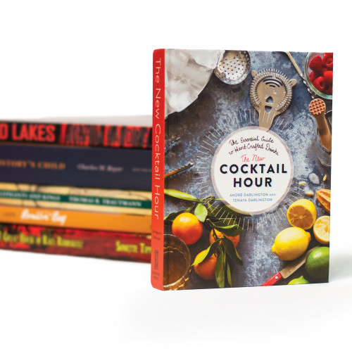 The New Cocktail Hour: The Essential Guide to Hand-Crafted Drinks By André Darlington'98 and...