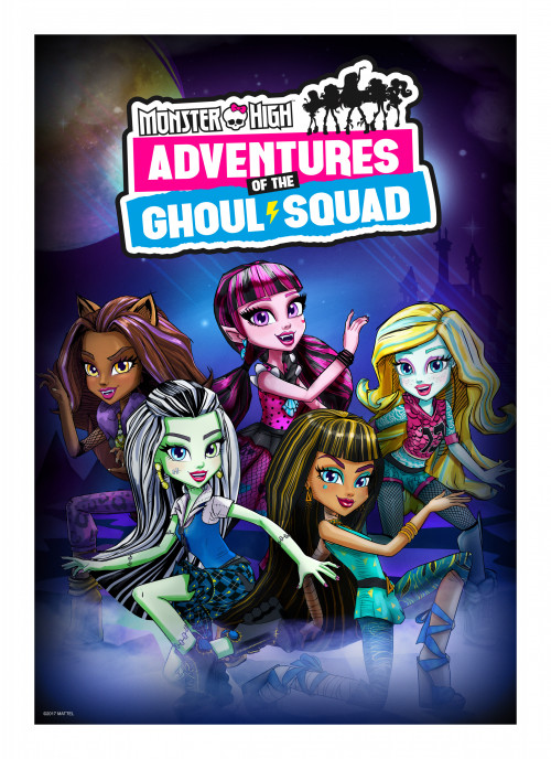 Southerland developed the idea for Adventures of the Ghoul Squad, a miniseries spun from Mattel's...