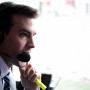 Joe Davis'10 to call games for the Dodgers