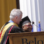 Bobbi Conner at commencement