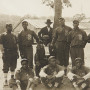 "The St. Paul Gophers, shown in 1909, preceded what were called the ""Negro Leagues"" by about a decade. They and other Black barnstorming teams played at an undeniably high level but in the shadow of the white major leagues."